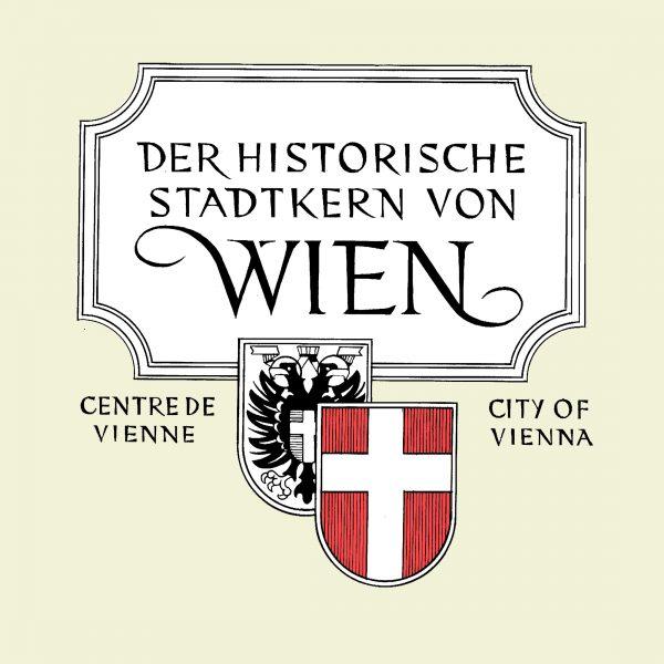 City Map of Vienna Logo