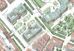 Museen und Neue Burg